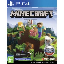 Minecraft - Bedrock Edition (2019) [PS4]